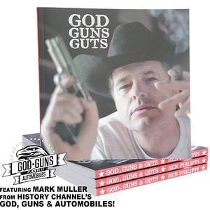 Profile picture for God, Guns & Guts Book