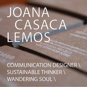 Profile picture for Joana Casaca Lemos