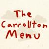 The Carrollton Menu