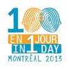 100en1jour Montréal