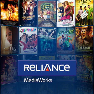 Profile picture for Reliance MediaWorks