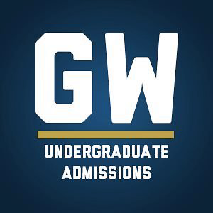 Profile picture for GW Admissions