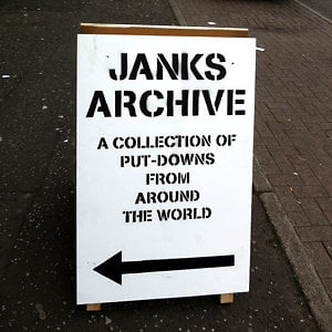 Profile picture for Janks Archive