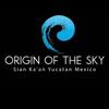 Origin of the Sky
