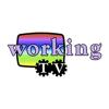 working TV