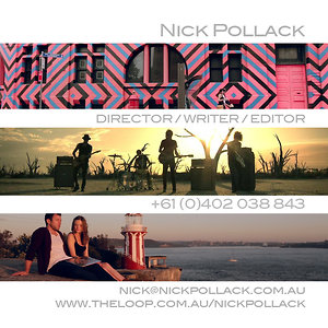 Profile picture for Nick Pollack