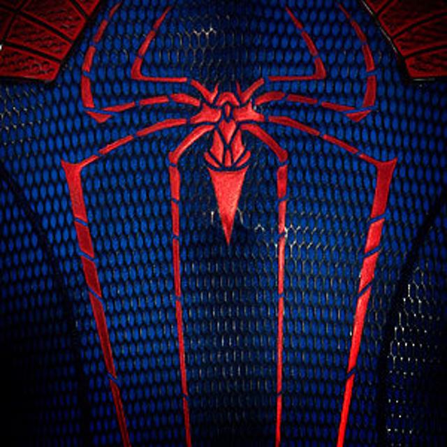 Картинки паука на спине человека паука