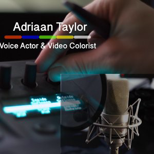 Profile picture for Adriaan Taylor