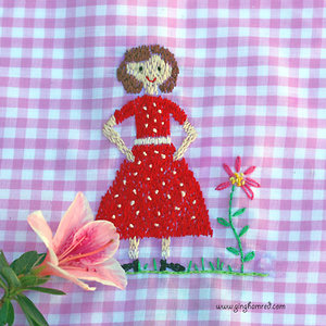 Profile picture for Gingham Red