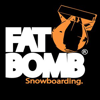 FATBOMB snowboarding.
