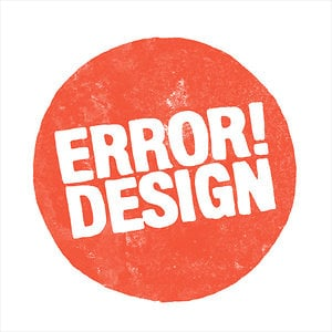 Profile picture for error design
