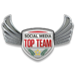 Social Media Top Team