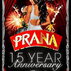 Profile picture for Club Prana