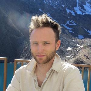 Profile picture for Benjamin Greené