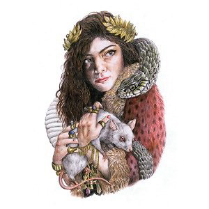 Profile picture for Lorde