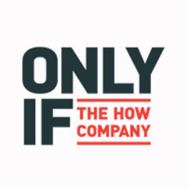 Resultado de imagen para logo de Only If, agencia creativa
