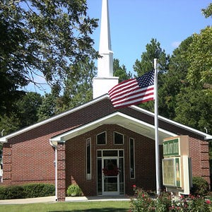 Profile picture for Temple Baptist