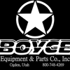 Boyce Equipment