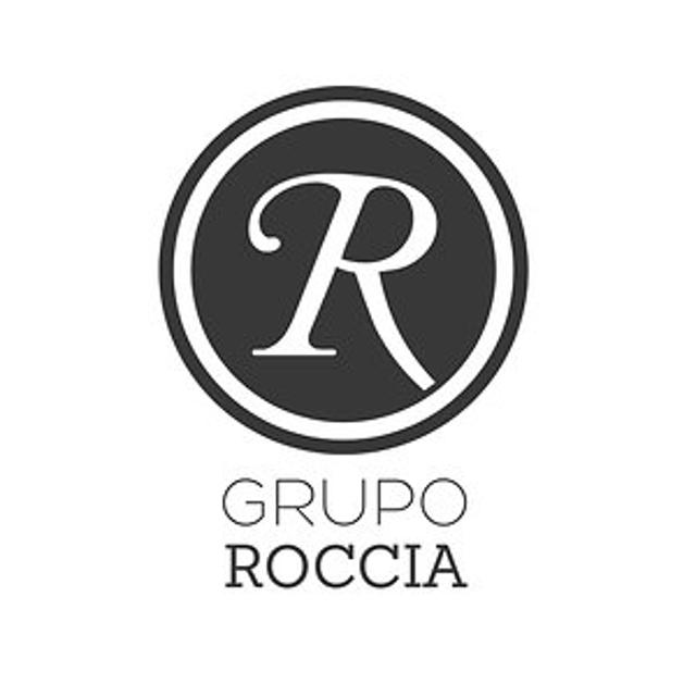 Resultado de imagem para logo grupo roccia