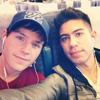 LUCAS and DAVID