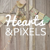 Hearts & Pixels