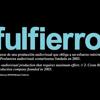 Fulfierros