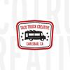Taco Truck Creative