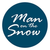 Man on the snow
