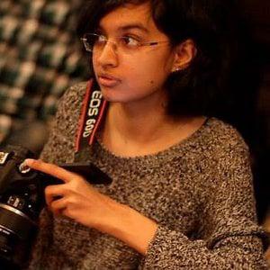 Profile picture for Ananya Sundararajan