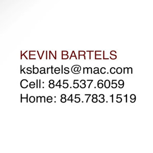 Profile picture for KEVIN BARTELS