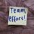 Team Effort!