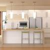 armoires cuisine préfabriquées
