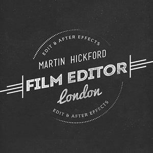 Profile picture for Martin Hickford