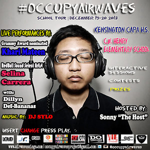 Profile picture for Occupy Airwaves