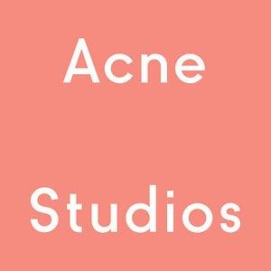 acne studios on vimeo