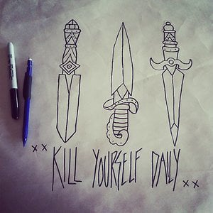 Profile picture for KillYourselfDaily