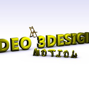 Profile picture for VIDEOMOTION3DESIGN