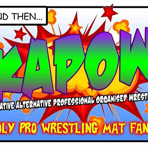 Profile picture for Kapow Wrestling
