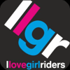 I Love Girl Riders