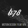 B78 - Motion Design, TV Ad, 3D