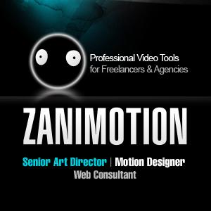 Profile picture for ZANIMOTION