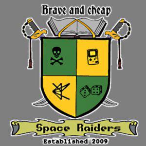 Profile picture for space raiders label