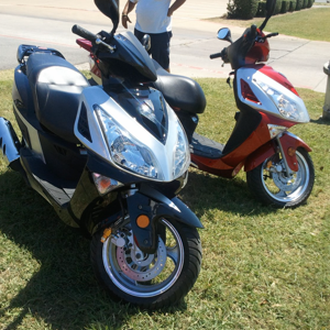 Profile picture for Gas Scooter
