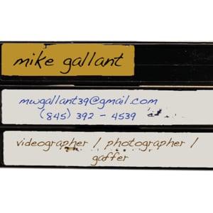 Profile picture for Michael Gallant