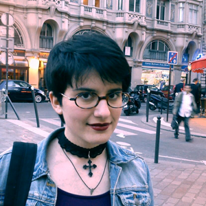 Profile picture for Chloé Zarka