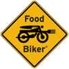 Food Biker