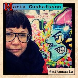 Profile picture for Maria Gustafsson