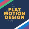 Flat motion design