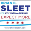 Sleet for Sixth Ward Alderman