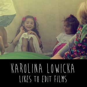 Profile picture for Karolina Lowicka